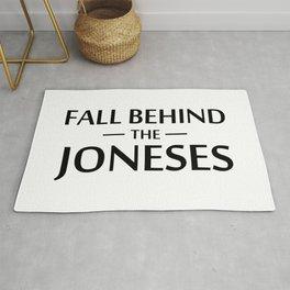 Fall Behind The Joneses Rug