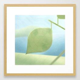 Creation: Day 3 Framed Art Print