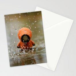The Rain KILLED KENNY!  Stationery Cards
