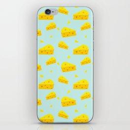 Cheesy Love iPhone Skin