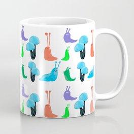 Slug Pattern Coffee Mug