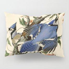 Blue Jay (Cyanocitta cristata) Pillow Sham