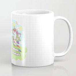 Unicorn Flamenco Coffee Mug