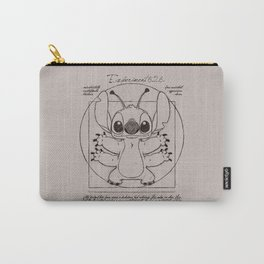 Stitch vitruvien Carry-All Pouch