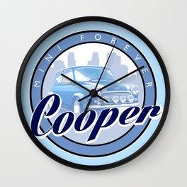Cooper Wall Clock