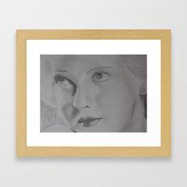 Bette Davis Framed Art Print