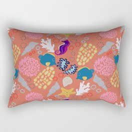 Under the Sea Rectangular Pillow