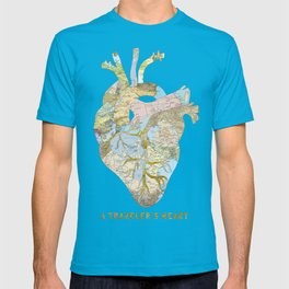 A Traveler's Heart T-shirt