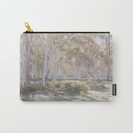 Bright and sunny Dryandra Woodlands Carry-All Pouch