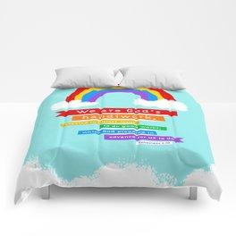 Ephesians 2:10 (Rainbow) Comforters