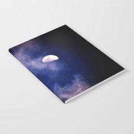 Mark's Moon #152 Notebook