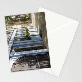 Charleston SC No. 4  Rainbow Row Stationery Cards