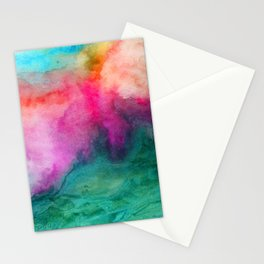 Staring at the Ceiling Stationery Cards