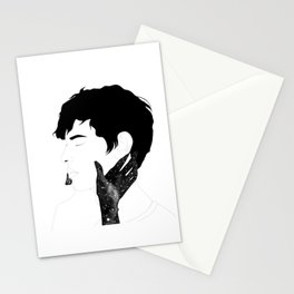 The traces of your love Stationery Cards