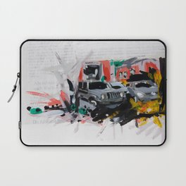 Accident one Laptop Sleeve