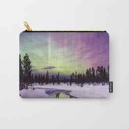 The Northern Lights Carry-All Pouch