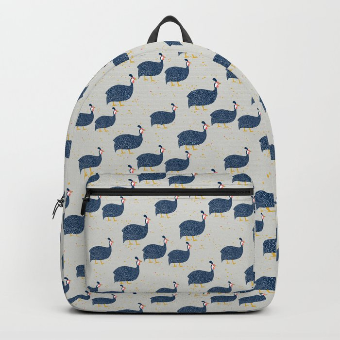 Guinea Fowl Backpack