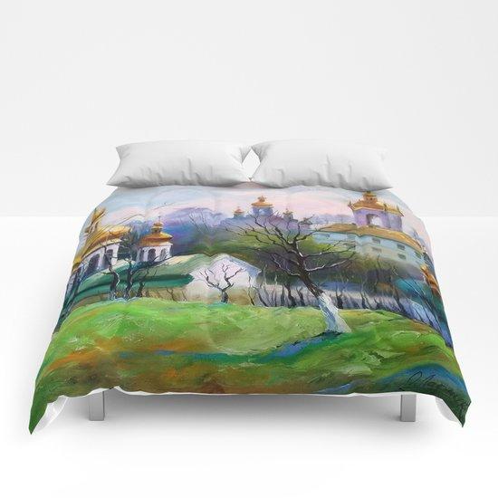 Holy Dormition Kiev-Pechersk Lavra Comforters