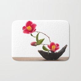 Ikebana Bath Mat
