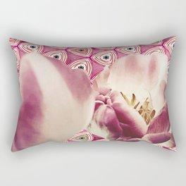 chiang candies & tulips Rectangular Pillow