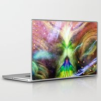 journey Laptop & iPad Skins featuring Journey by Geni