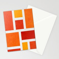 60's Mod Stationery Cards