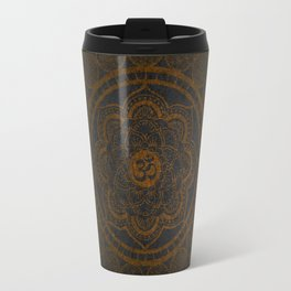 Circular Connections Copper Travel Mug