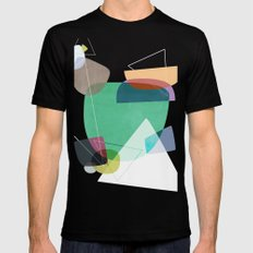 Graphic 122 Mens Fitted Tee X-LARGE Black