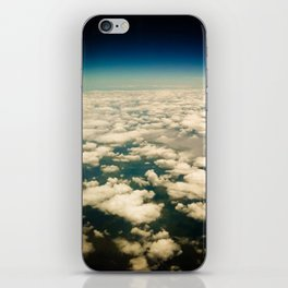 In the air iPhone Skin