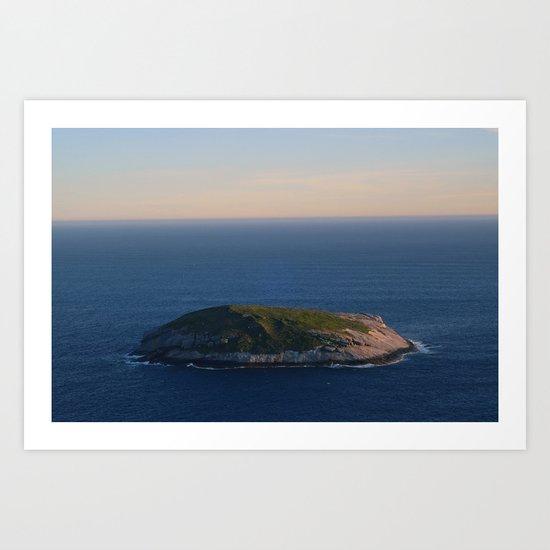 Albany Island Art Print