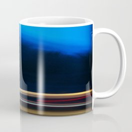 Night in motion Coffee Mug