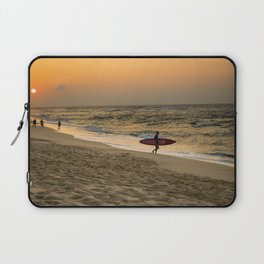 Sunset Surfer Laptop Sleeve