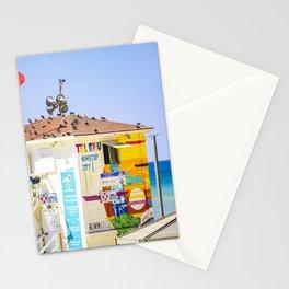 Tel Aviv NonStop City Stationery Cards