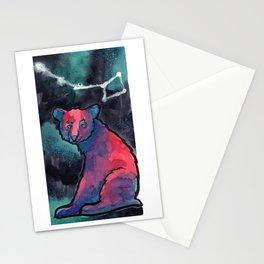 Constellation Ursa Minor Stationery Cards