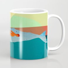 In the water under the sea Mug