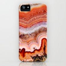 ORANGE AGATE Slim Case iPhone (5, 5s)