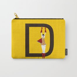 Diana & Eurostile Carry-All Pouch