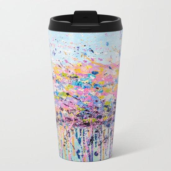Cloud nine Metal Travel Mug