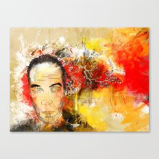 Open Minds or Something Canvas Print