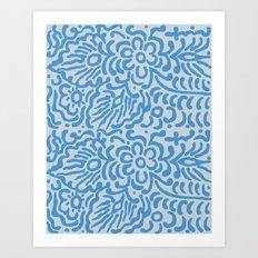 Tropique Art Print