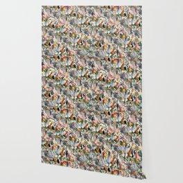 Julia's Chickens Wallpaper