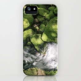 Feel the Wetness in the Air iPhone Case