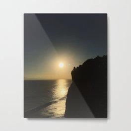 Uluwatu Sunset Metal Print