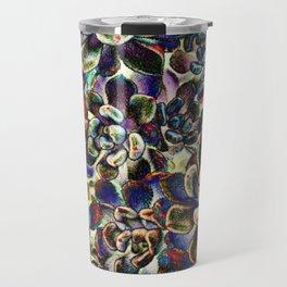 Floral tribute [pebble mix] Travel Mug