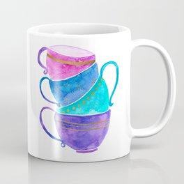 Stacked teacups Coffee Mug