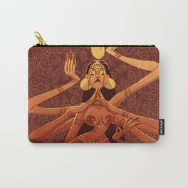 Goddess of Chaos  Carry-All Pouch