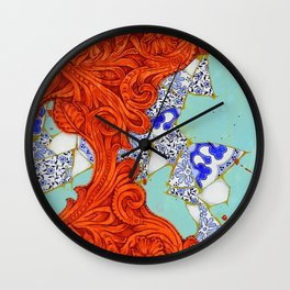 Ranch and Home Wall Clock