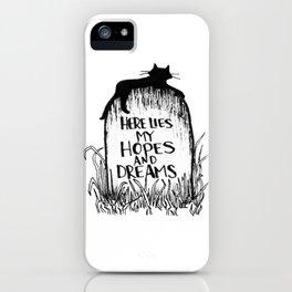 Hopes & Dreams iPhone Case