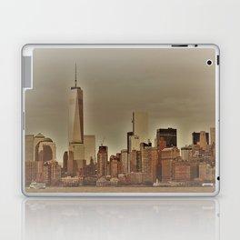 New York Harbor Laptop & iPad Skin