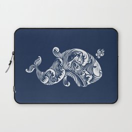 The White Whale  Laptop Sleeve